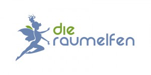 die raumelfen - corporate design - logo